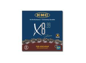 Bilde av Kjede KCM X8-99 7/8-Del. 7.1mm, HG/IG, Sølv